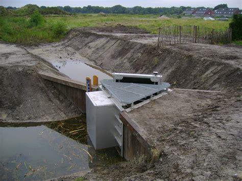 water retaining hc water gt overflow weirs tilting gate gt water