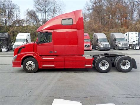 2008 volvo truck models 2008 volvo vnl64t670 sleeper truck for sale 752 592 miles