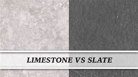 How To Identify Soapstone - limestone vs slate countertop comparison