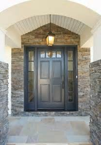 Blue Gray Front Door Traditional Exterior By Ccforteza