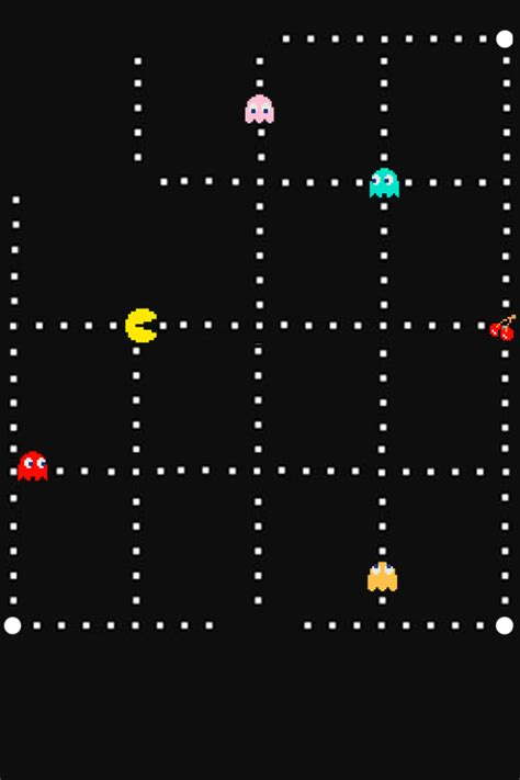 cool wallpaper for iphone 4 another awesome pac man ios 4 iphone 4 wallpaper download