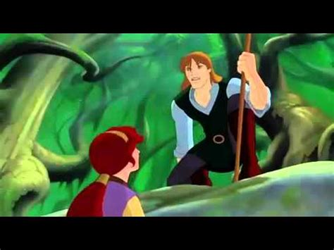 film cartoon english quest for camelot i stand alone english youtube