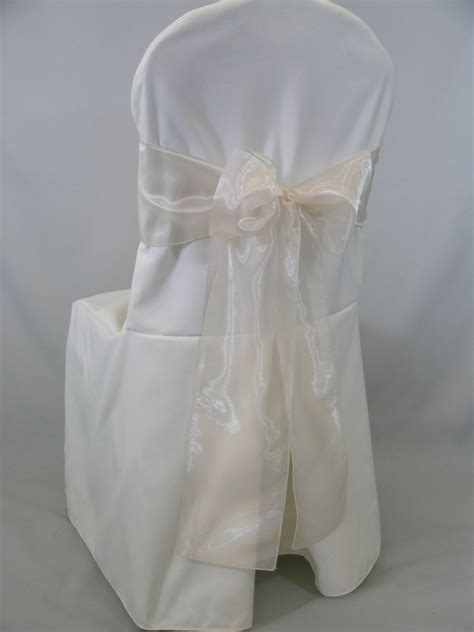 ivory chair covers ivory chair covers for sale
