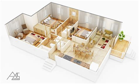 floorplanner 3d 3d architectural floor plans rendering portfolio 3d
