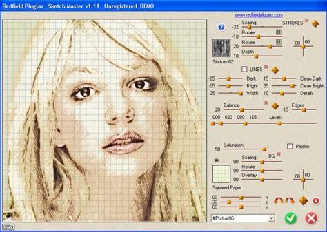 sketching software sketch master