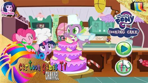 juegos online cocina t juegos de cocina 1 pastel con my little pony juegos