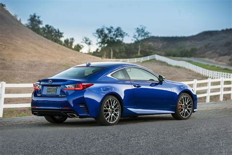 lexus coupe models 2016 lexus rc coupe revealed gets 200t model with 241 hp