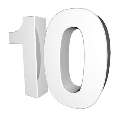 Komik Monika 3d No 10 3d number 10 cliparts free clip free clip
