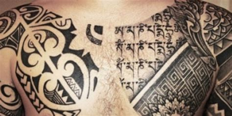 raised tattoos 20 amazing tribal tattoos for themescompany