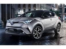 2018 Toyota Chr Rear Doors