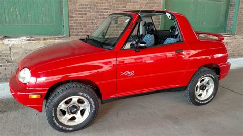 how to fix cars 1996 suzuki x 90 on board diagnostic system bizarre car of the week 1996 suzuki x 90 ny daily news