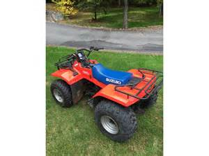 1986 Suzuki Quadrunner 250 1986 Suzuki Quadrunner Lt 250 New Boston Nh Atvtrader