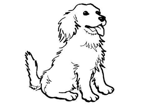 cartoon coloring pages of dogs kids coloring page gallery