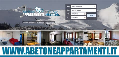 appartamento booking abetone appartamenti booking appartamenti con