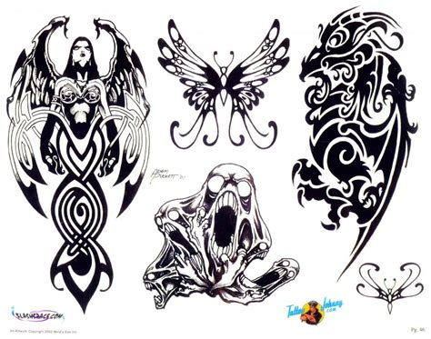 tribal tattoos and what they mean awesome tribal tattoos to draw www pixshark images