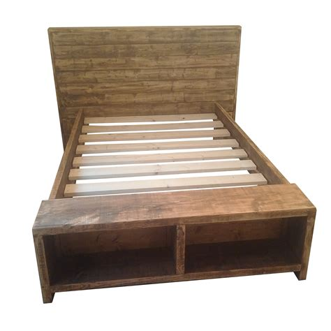 Rustic Futon Beds by The Rustic Earth Bed Ely Rustic Furniture