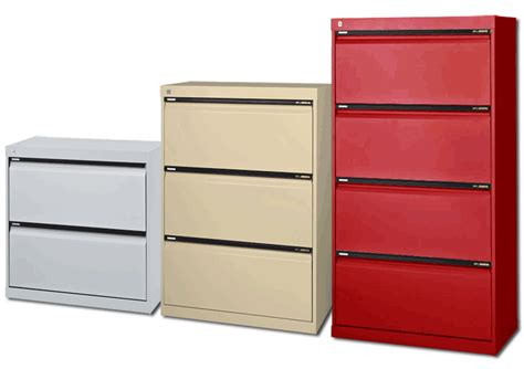 Australian Made   Metal   Lateral Filing Cabinet   Absoe