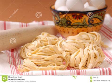 Pasta Handmade - fresh handmade pasta stock photos image 22638723