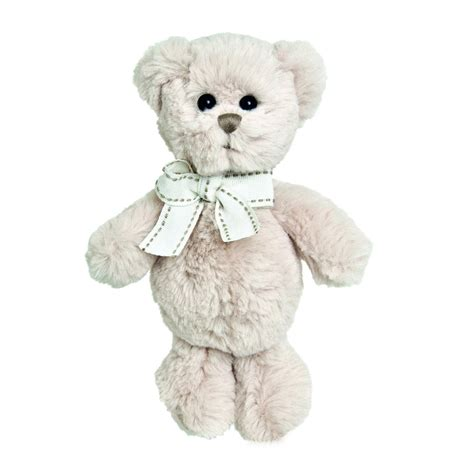 small childrens teddy bear  colour choices  blue door