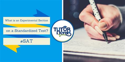 sat experimental section what is an experimental section on a standardized test