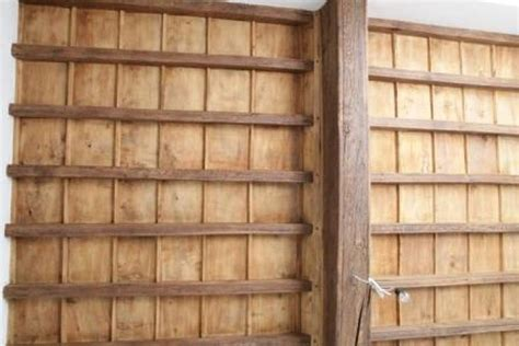 soffitto a cassettoni foto restauro soffitto a cassettoni 1700 di intaglio e