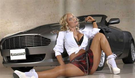 aston martin used car ad