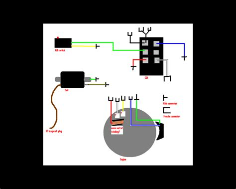 pit bike voltage regulator wiring wiring diagrams wiring