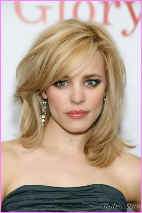 above the shoulder hairstyles above the shoulder haircuts with side bangs for women