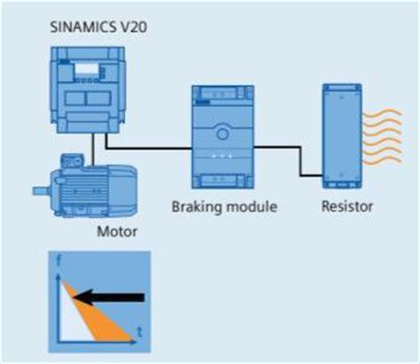 braking resistor calculation siemens siemens v20 vfd supplier siemens drive dealer vfd manufacturer mumbai india