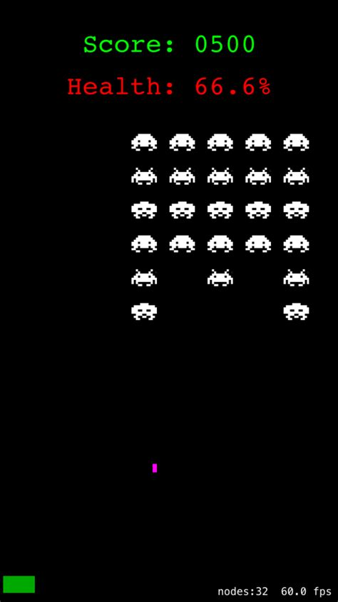 Space Invaders by How To Make A Like Space Invaders With Spritekit And