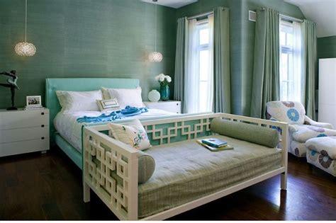 seafoam green bedroom natasha baradaran white turquoise blue seafoam green