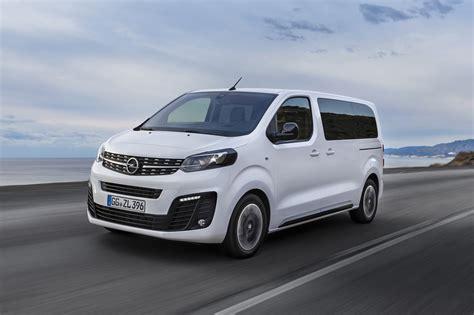 Opel Zafira 2019 by Nuova Opel Zafira 2019