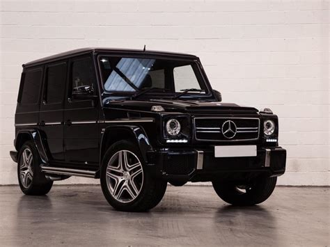 Mercedes Amg G63 by Used 2014 Mercedes Amg G63 Amg For Sale In Kent