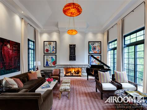 ai room modern winnetka home remodel airoom contemporary living room chicago by airoom