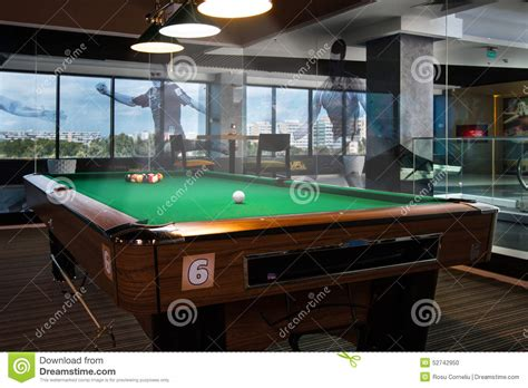 pool table editorial image image 52742950