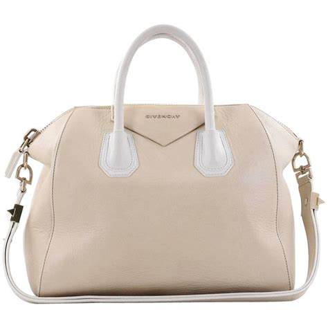Givenchy Antigona Ghw Charms 6938 Semiori givenchy bicolor antigona bag leather medium for sale at 1stdibs