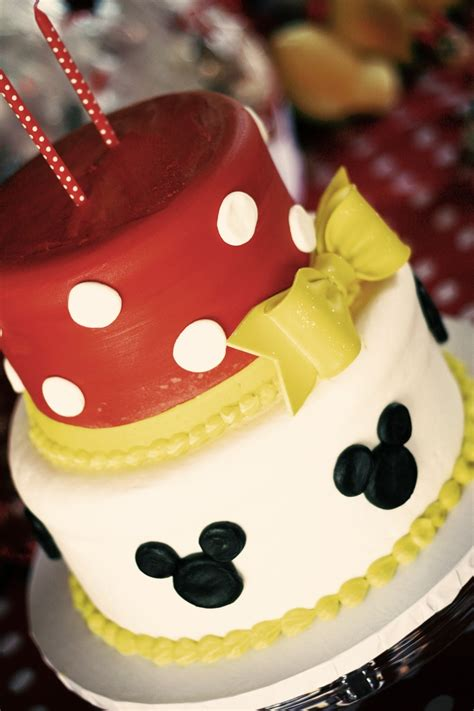 mickey mouse cake ideas pinterest  mickey mouse cake