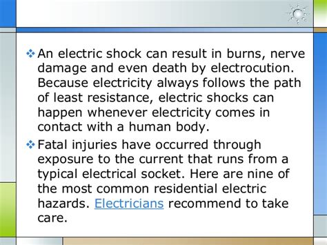 top 28 to prevent electric shock you should home electrical safety wobbly ceiling fan