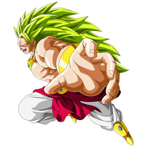 broly character giant bomb