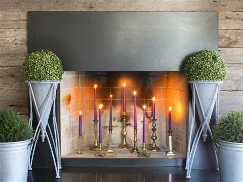 8 clever ways to decorate a fireplace home remodeling