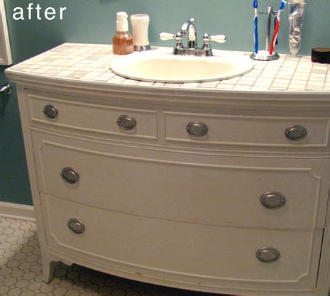 dresser turned bath vanity 187 curbly diy design community