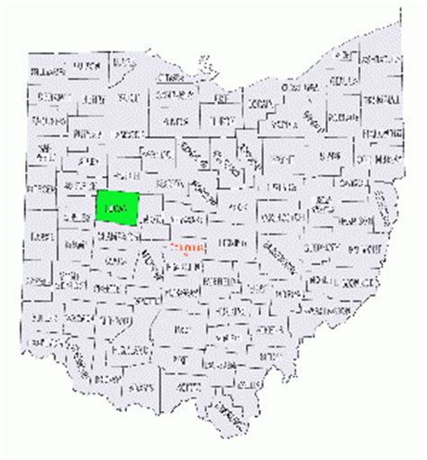 Logan County Search Logan County Ohio Usa Gameo