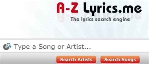 Or A Z Lyrics Encuentra Liricas De Canciones En A Z Lyrics Unusuario
