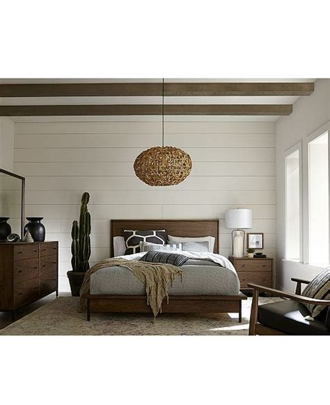 furniture oslo bedroom furniture collection created