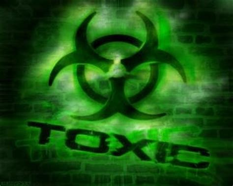 Small Size Green Toxic toxic sign vectors photos and psd files free