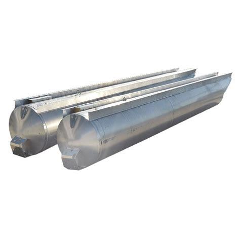 pontoon tubes custom 18 foot x 25 inch pontoon aluminum boat float log