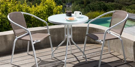 table plastique jardin carrefour salon de jardin aluminium oogarden qaland
