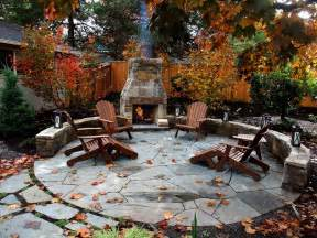 Outdoor Patio Designs With Fireplace 55 Cozy Fall Patio Decorating Ideas Digsdigs