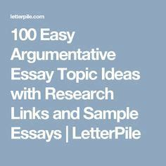 Easy Persuasive Essay Topics by 25 Best Ideas About Sle Essay On Essay Writing Exles My Best Essay