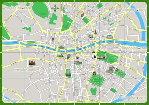 Dublin Map Printable